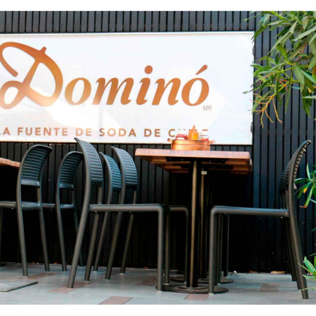 DOMINO – La fuente de soda de Chile
